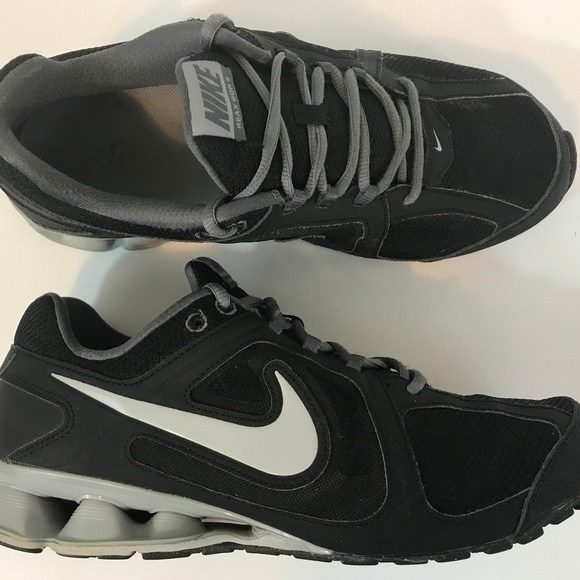 finest selection 57529 4179a ... new style nike reax run 8 mens running shoes size 9.5 fa8e0 a70b6